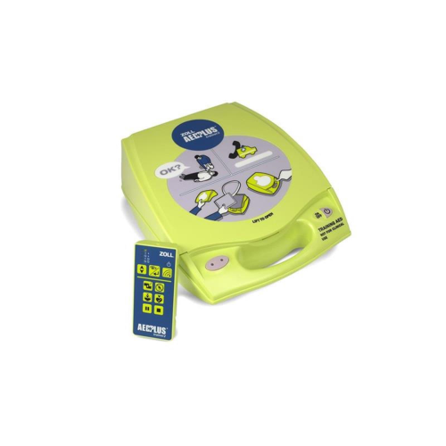 Zoll AED plus Training