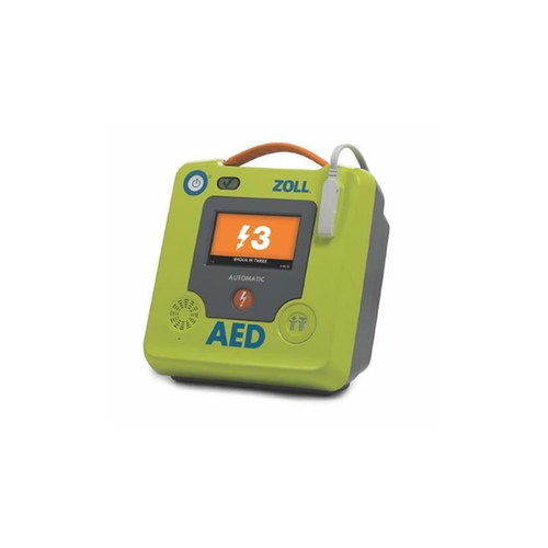 Zoll AED 3 Vollautomat, inkl. Elektrode, Batterie, 1 Jahr...
