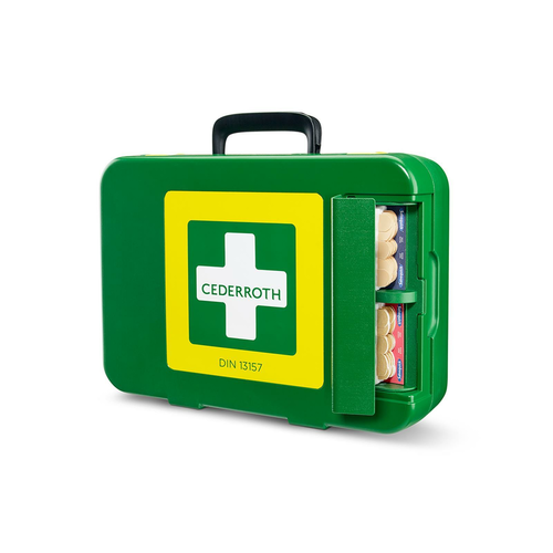 Cederroth First Aid Kit (Koffer) inkl. DIN 13 157 +...